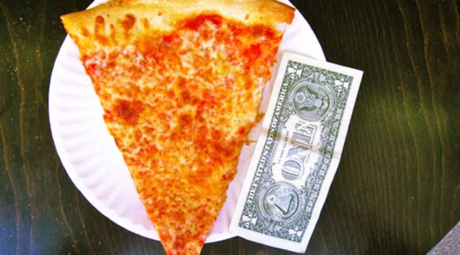 The New York Pizza And Subway